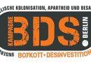 Protestaktion gegen die Geschäfte mit Hewlett Packard