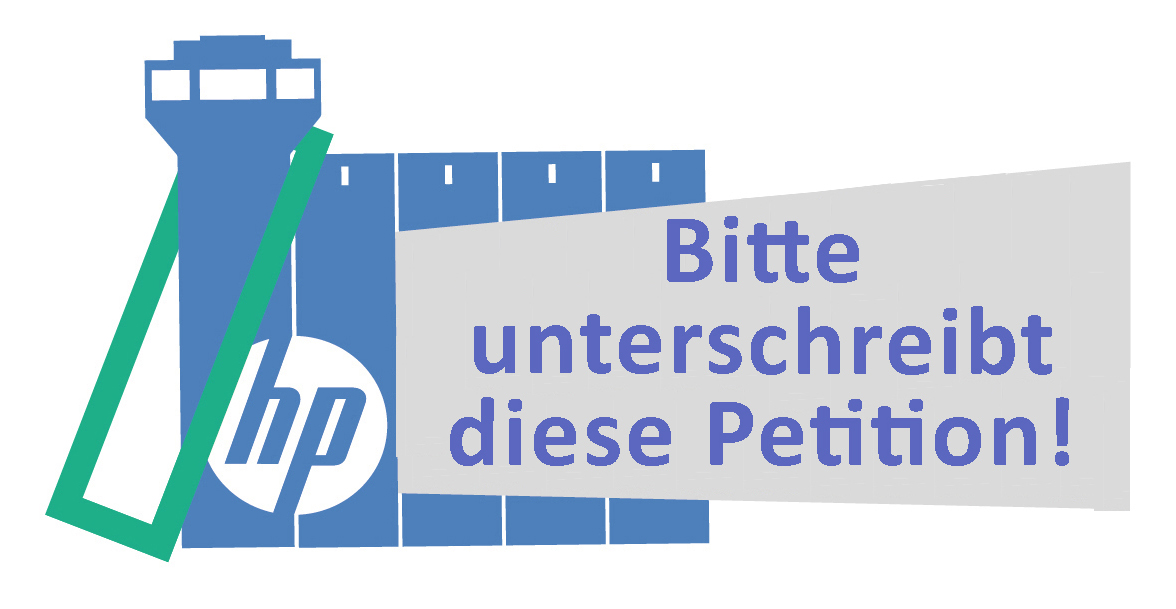 Internationale BDS-Aktionswoche: Proteste gegen Hewlett Packard (HP)